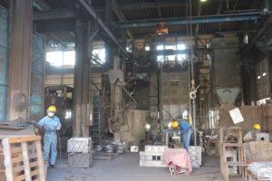 ㈱共英鋳造所の画像